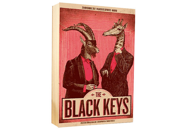 The Black Keys animales