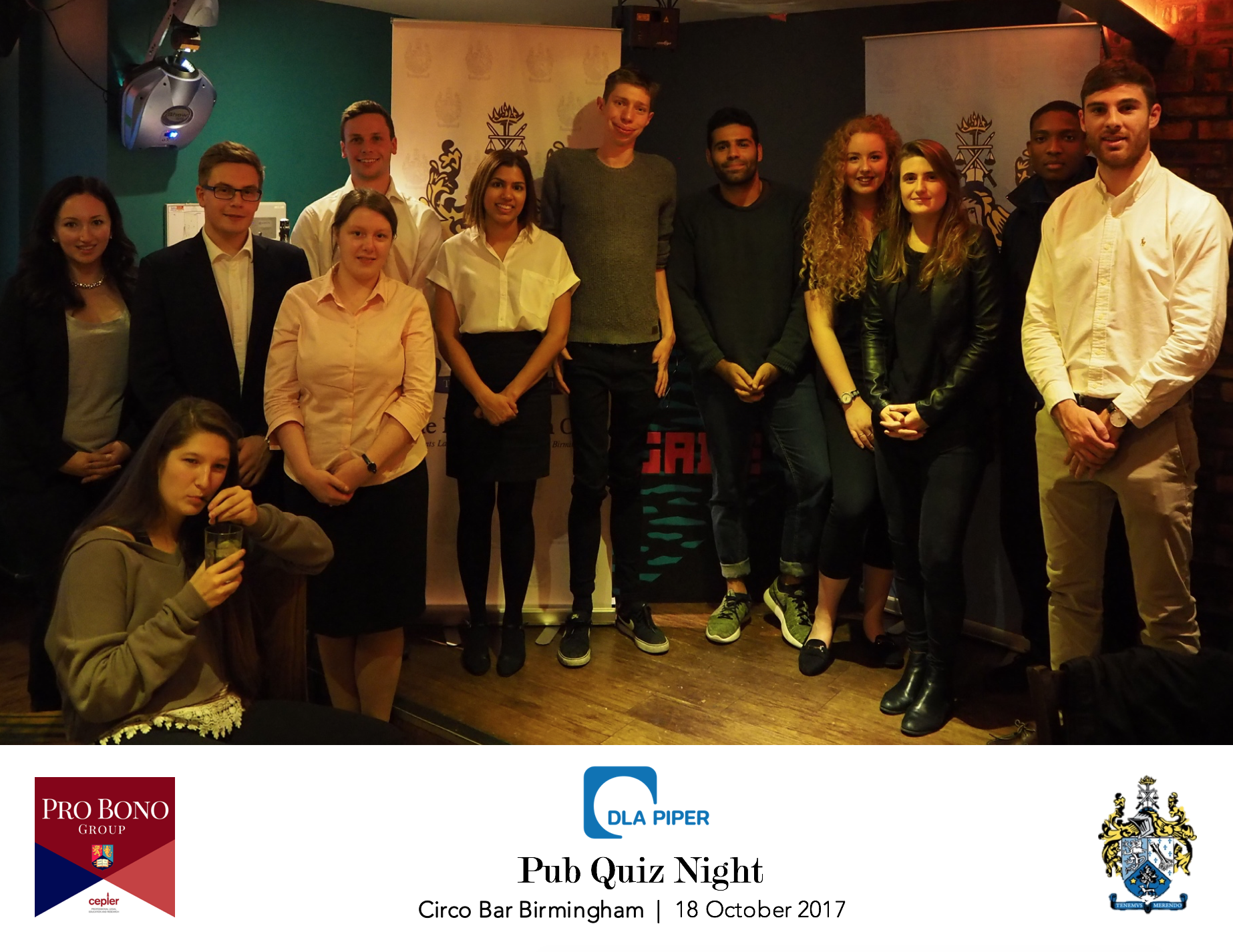 Holdsworth & Pro Bono Quiz Night