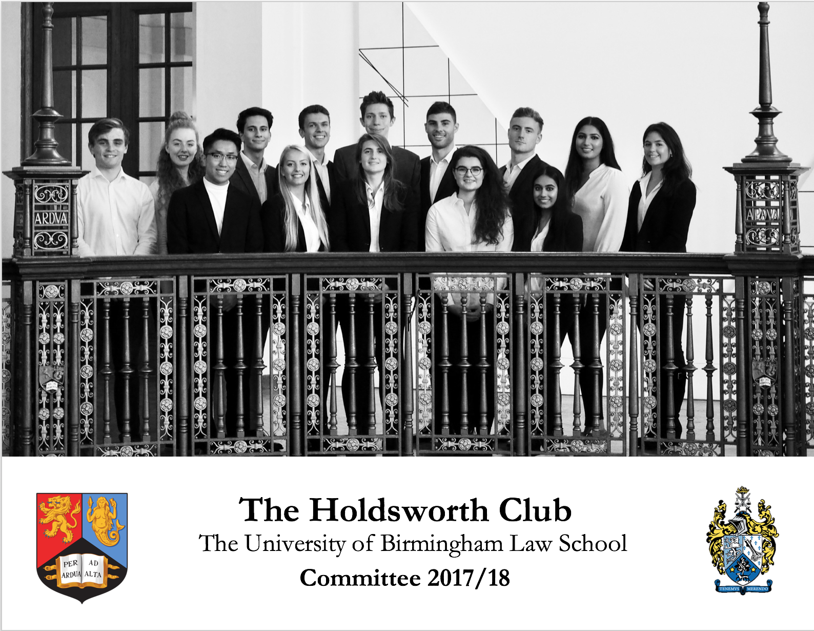 Holdsworth Committee 2017-18