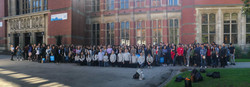 Welcome day Group pano