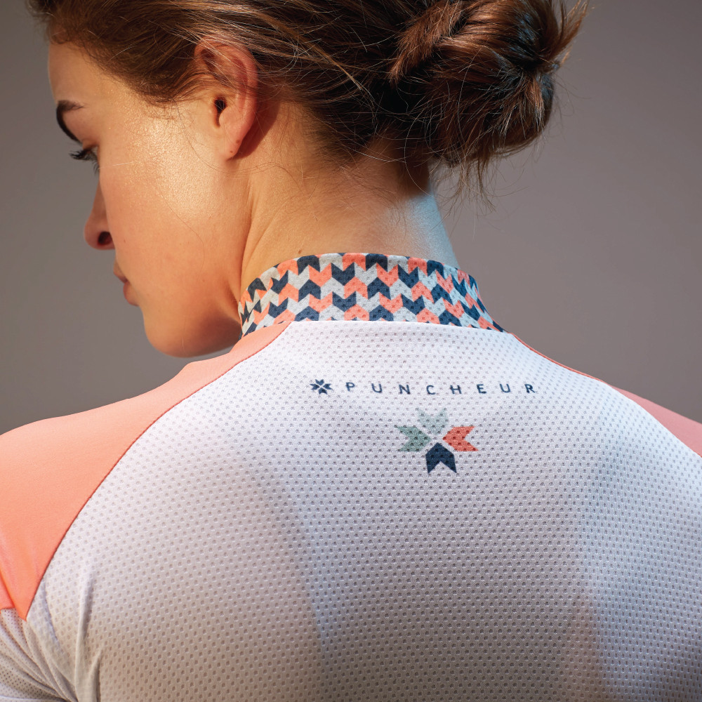 Puncheur Short-sleeved Jersey.