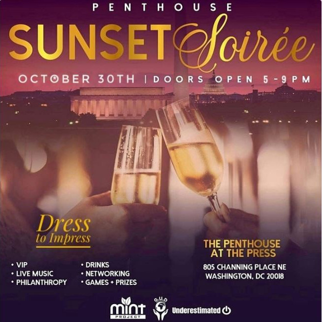 DC Sunset Soiree (Sunset Party Fundraiser)