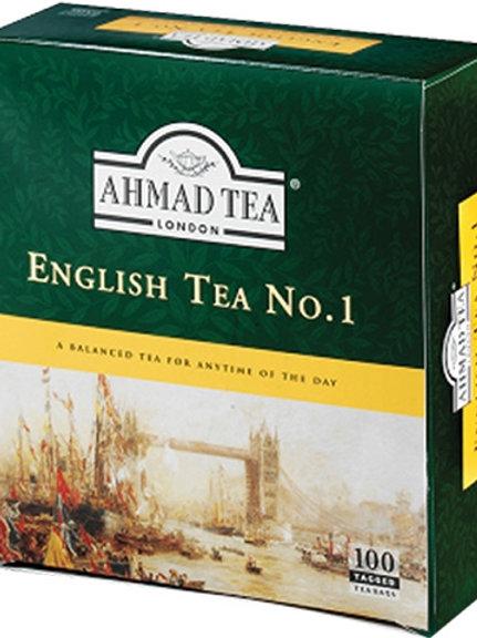 AHMAD TEA ENGLISH