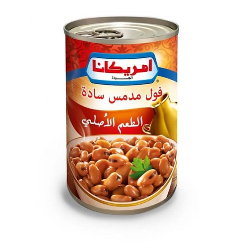 Americanada Fava Beans