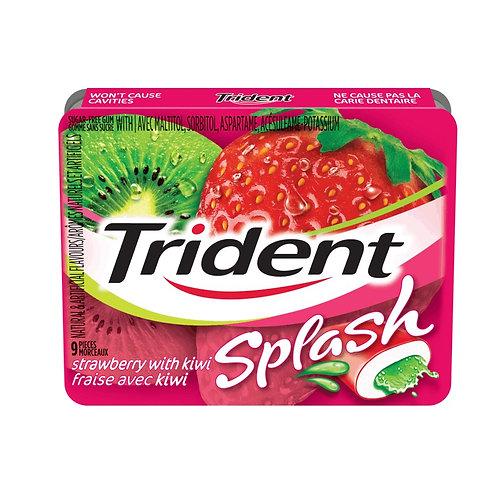 Trident Strawberry kiwi