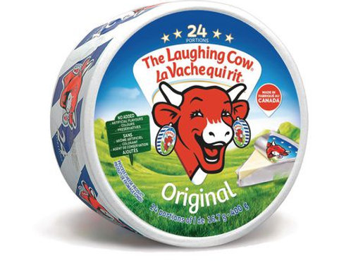 The LAUGHING Cow 24pcs