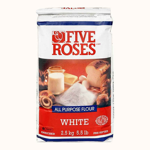 5 ROSE FLOUR
