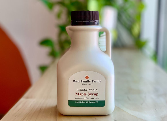Paul Family Farms Pure Maple Syrup