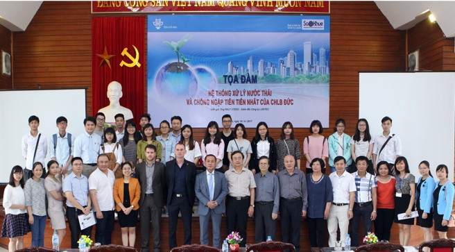 Giới thiệu CN cho các sinh viên và chuyên gia tại Tp.HN