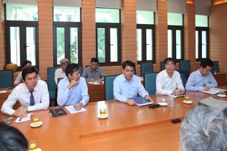 Chủ tịch UBND Tp.HN cho phép triển khai thí điểm