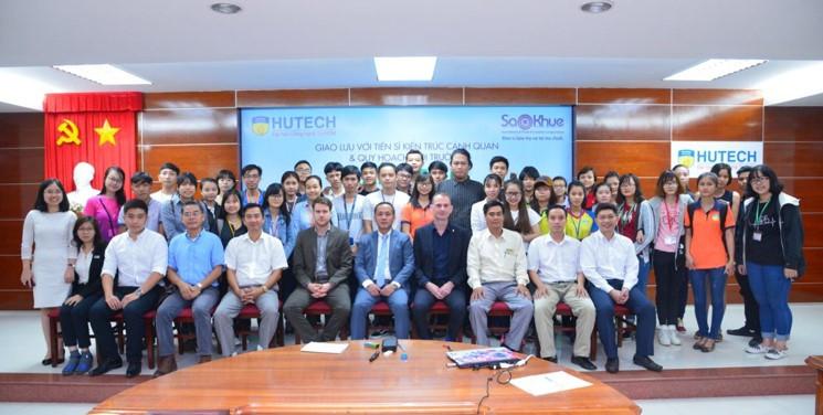 Giới thiệu CN cho các sinh viên và chuyên gia tại Tp.HCM