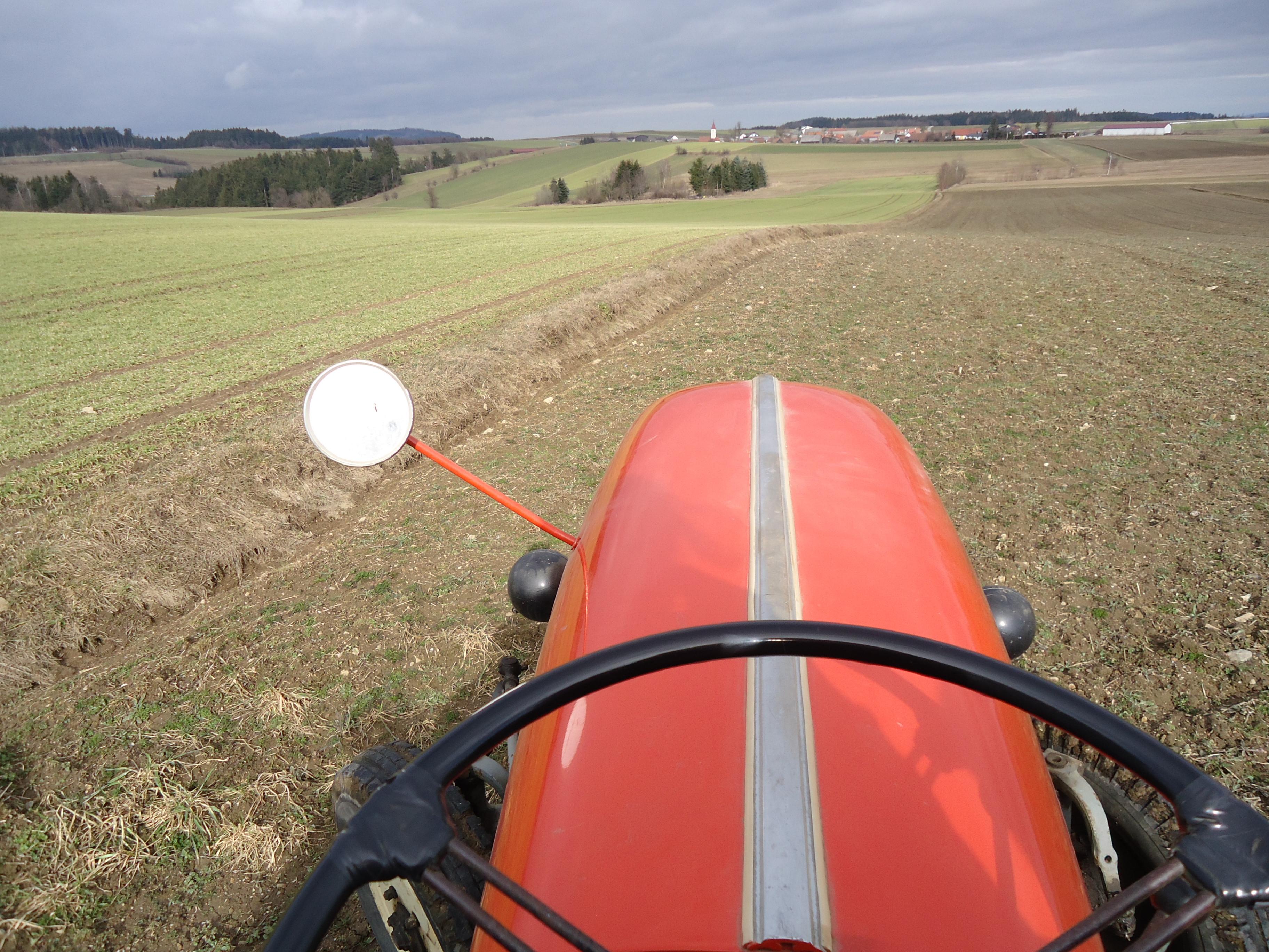 Traktor-Natur-Fahrt