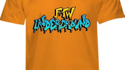 FTW  Underground T Shirt