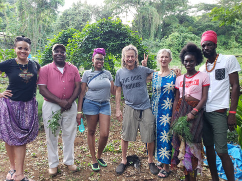 Learnign Permaculture