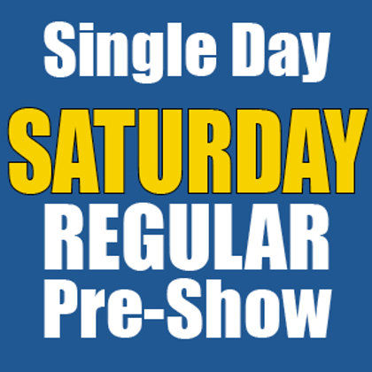 Single Day, SATURDAY, August 14