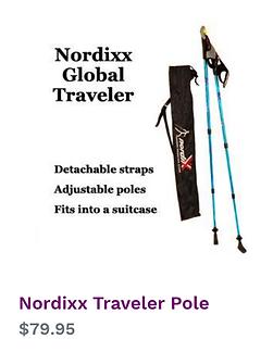 Nordix Global Traveler Poles