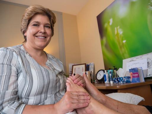 Benefits of Foot Reflexology