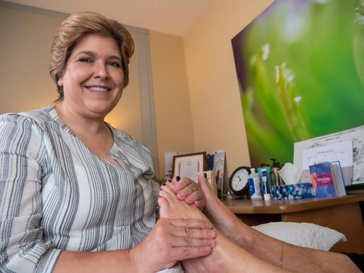 Reflexology: Not Just a Foot Massage!