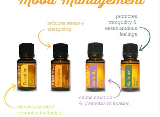 Using Essential Oils to Manage Your Mood