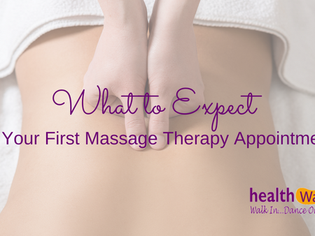Massage Therapy Appointments: What To Expect