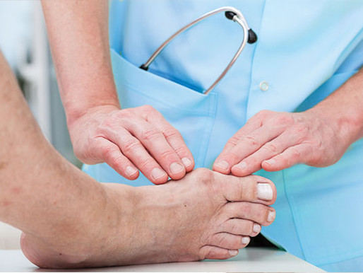 How Podiatry Can Help Someone with Diabetes