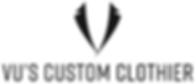 Vu's Custom Clothier - Company Logo.png