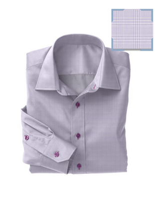 Violet Prince of Wales Check