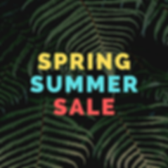 Spring Summer Custom Suit Sale