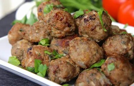 Mom's Turkey Meatballs