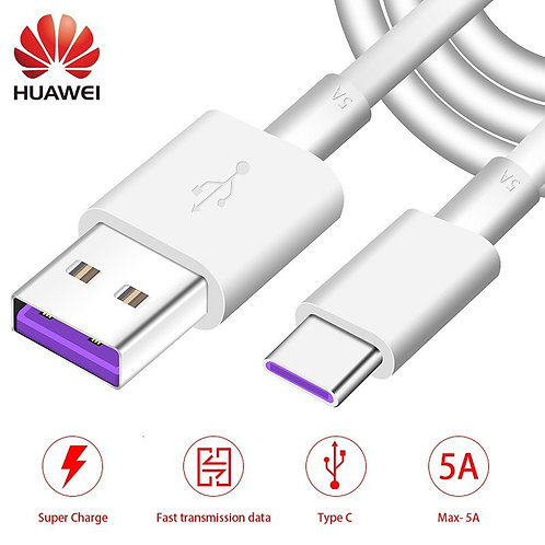 Huawei Type C Super Charge Cable (Bulk)
