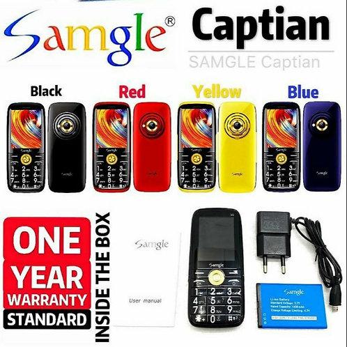 Samgle Captain 3G (Include Y2k Safety Mark 2 USB Plug)
