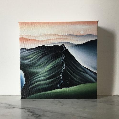 The Pinnacle (Striding Edge)