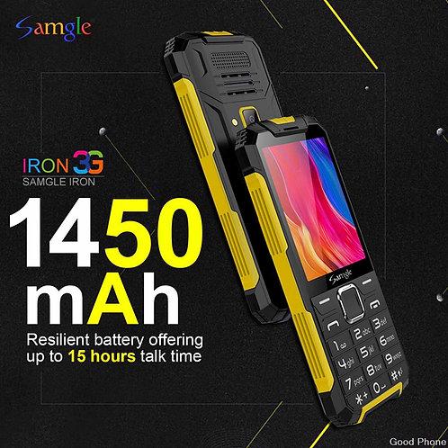 Samgle Iron 3G (Include Y2k Safety Mark 2 USB Plug)