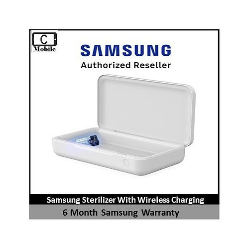 Samsung UV Sterilizer With Wireless Charging