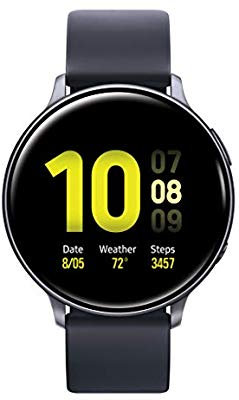 Samsung Galaxy Watch Active2 Bluetooth Smartwatch 40mm/44mm (Aqua Black)