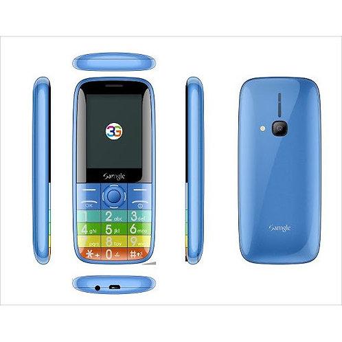 Samgle ZOEY 3G Phone (Include Y2k Safety Mark 2 USB Plug)