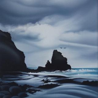 TALISKER BEACH, ISLE OF SKYE
