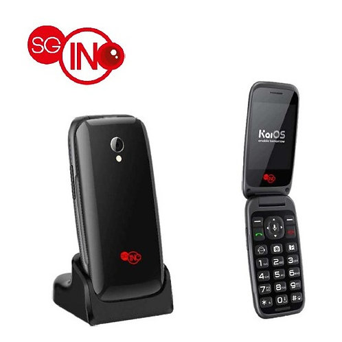 SGINO CP168 Senior Phone Free Desktop Charger