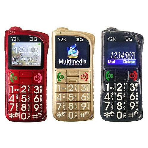 Y2K 3G Senior Phone 2020