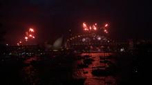 Sydney NYE 2018