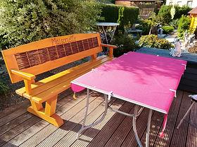 Garten Fewo Harztor, zum ausruhen und entspannen