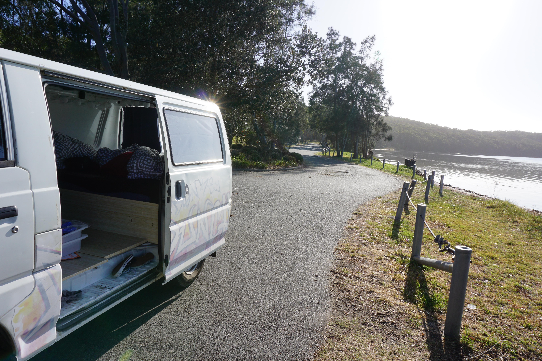 Myuna Bay Rest Area
