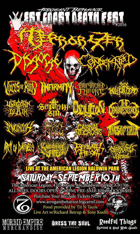 West Coast Death Fest