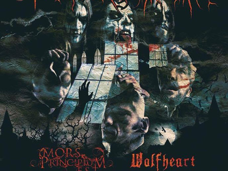 Voices of Ruin with Carach Angren, Mors Principium EST, and Wolfheart