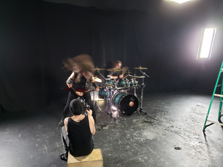 Upcoming Music Video!