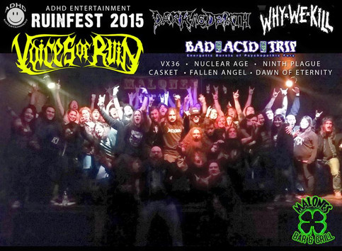 RUINFEST was a success!!!