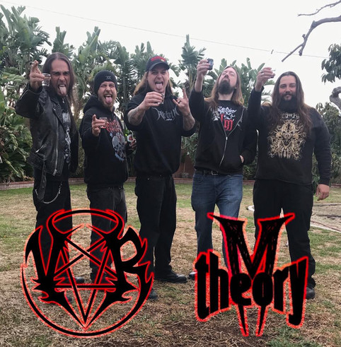Voices of Ruin signs with M-theory!!!
