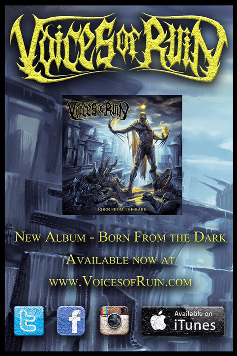 OC Weekly names Born From the Dark one of the best albums of 2015!
