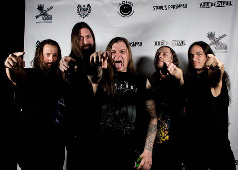 Voices of Ruin on the Red Carpet