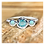 Thumbnail: Trilogy Apatite and Opal Ring